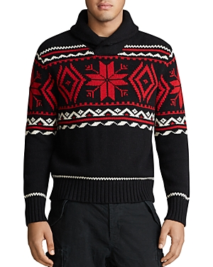 Polo Ralph Lauren Sweaters SNOWFLAKE COTTON-BLEND SWEATER