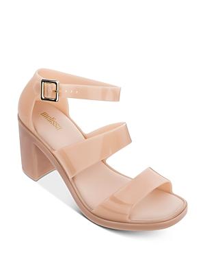 Melissa Women\'s Model Block Heel Sandals