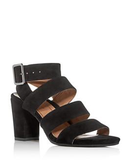 Vionic - Women's Blaire Strappy Block-Heel Sandals