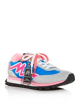 MARC JACOBS - Women's The Jogger Low-Top Sneakers