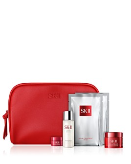 SK-II - Gift with any $550 SK-II purchase ($690 value)!