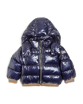 Burberry - Boys' Josiah Down-Filled Hooded Puffer Jacket - Little Kid, Big Kid