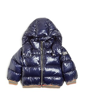 Burberry - Boys' Josiah Down-Filled Hooded Puffer Jacket - Little Kid, Big Kid
