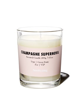 Soohyang - Champagne Supernova Candle