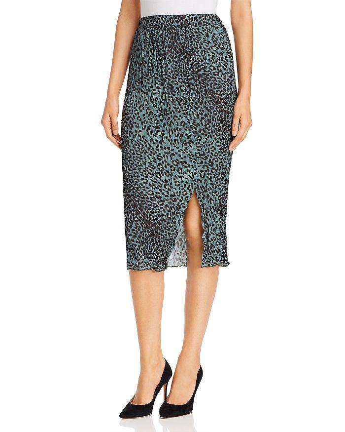 Elan - Slit Pencil Skirt