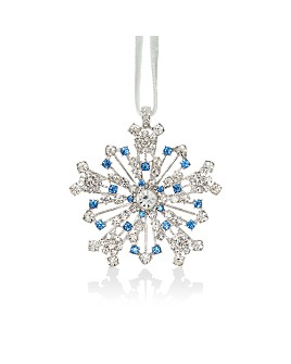 Joanna Buchanan - Snowflake Hanging Ornament