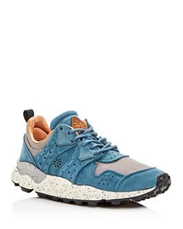 Flower Mountain - Men's Corax Low-Top Sneakers