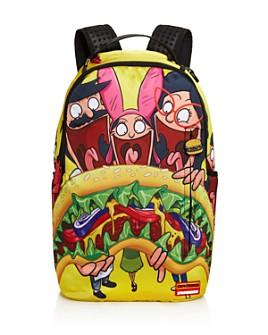 Sprayground - Boys' Bob's Burger's Shark Backpack