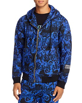Versace Jeans Couture - Logo Baroque Hoodie