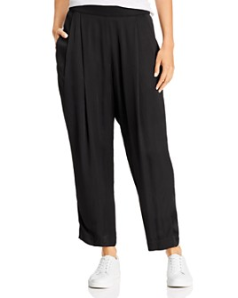 Velvet by Graham & Spencer - Hillary Cropped Wide-Leg Pants