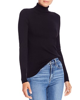 COMUNE - Whitewater Turtleneck Top