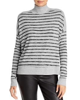 rag & bone - Avryl Striped Turtleneck Top