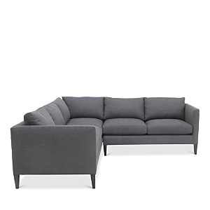 Bloomingdale\\\'s Artisan Collection Briggs 2-Piece Sectional