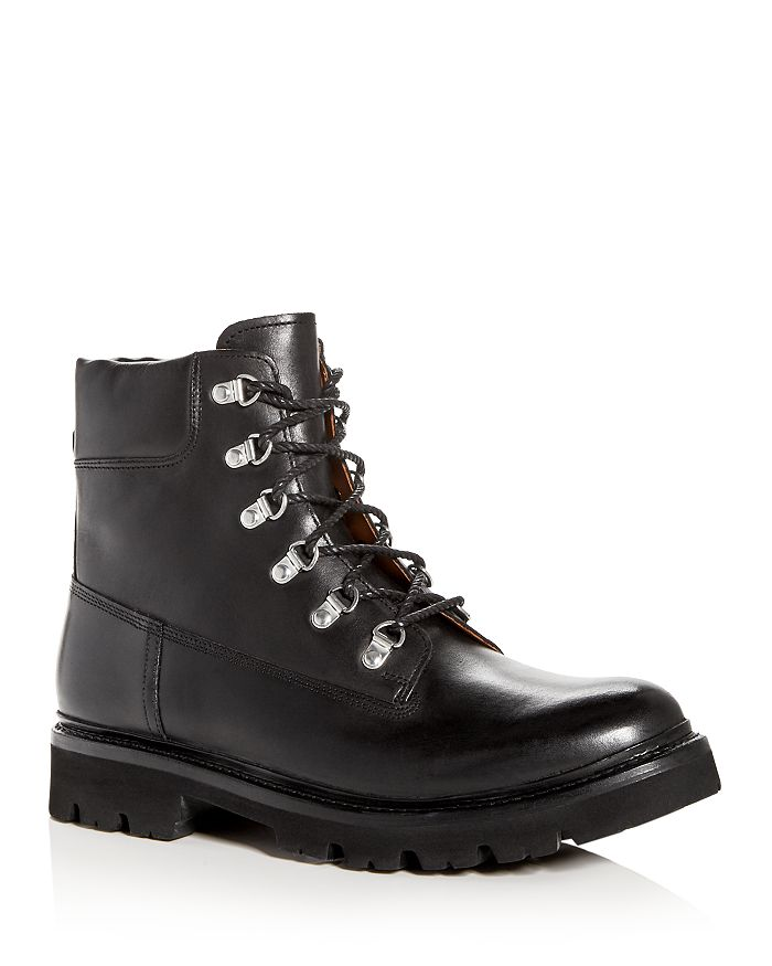 Grenson - Men's Rutherford Leather Hiker Boots