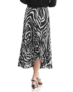 Bailey 44 - Logan Zebra Print Pleated Skirt - 100% Exclusive