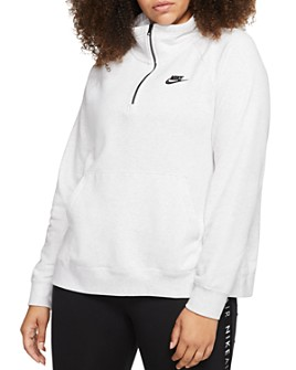 Nike Plus - Half-Zip Sweatshirt