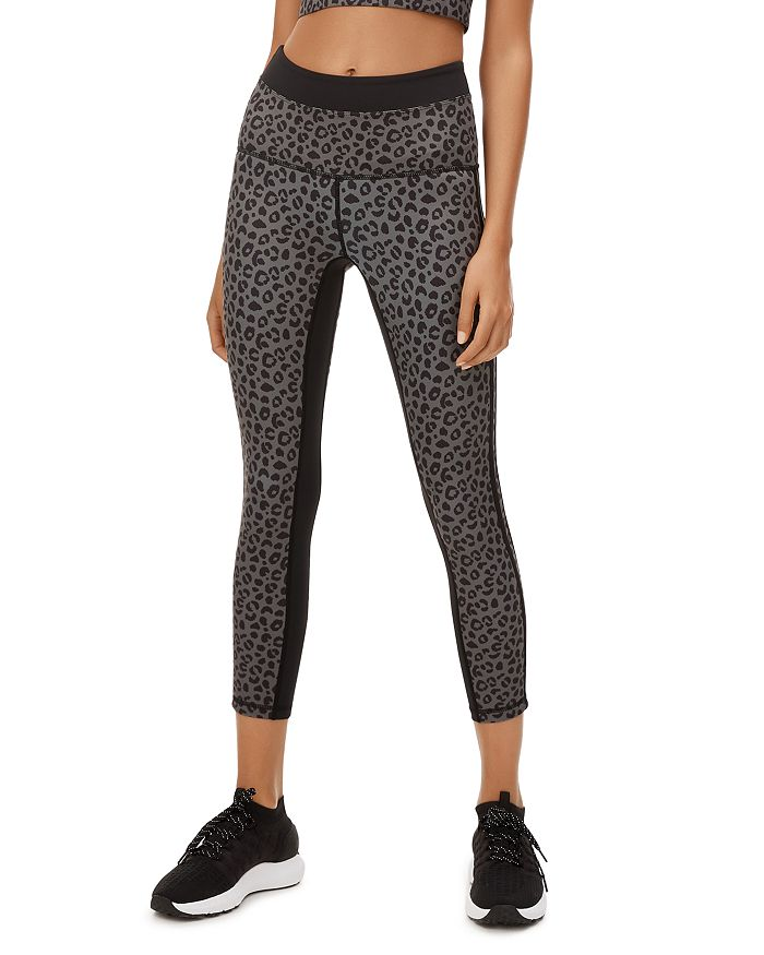 All Fenix - Jagger Leopard Print Leggings