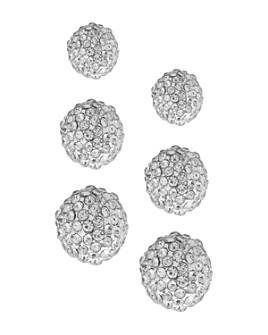 Ralph Lauren - Fireball Stud Earrings, Set of 3