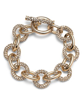 Ralph Lauren - Pavé Link Flex Bracelet