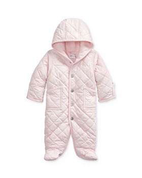 Ralph Lauren - Girls' Quilted One-Piece Coat - Baby