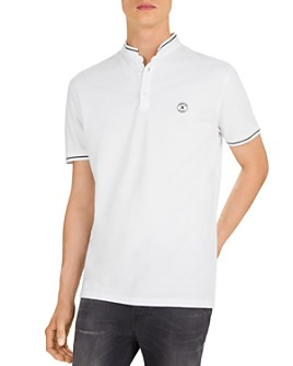 The Kooples - Logo Piqué Slim Fit Polo Shirt