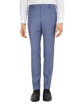 The Kooples - Zigzag Wool S120's Slim Fit Trousers
