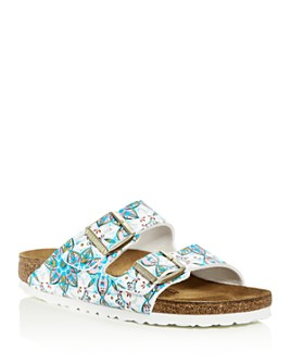 Birkenstock - Women's Arizona Boho Slide Sandals