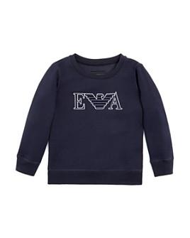 Armani - Boys' Logo Sweatshirt - Little Kid, Big Kid