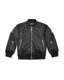 Armani - Boys' Satin Jacket - Little Kid, Big Kid