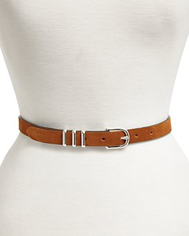 rag & bone - Women's Jet Patent Leather Belt