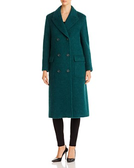 Armani - Banded Double-Breasted Coat