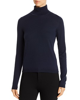 BOSS - Famaurie Turtleneck Wool Sweater
