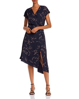 Joie - Bethwyn Twig Print Wrap Dress