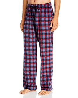 Daniel Buchler - Checkered Pajama Pants