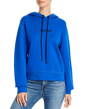 rag & bone - RB Hooded Sweatshirt