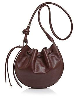 Behno - Ina Leather Bucket Bag