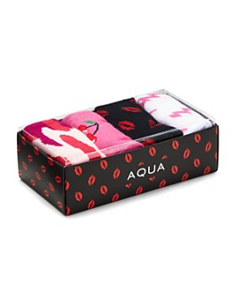 AQUA - Kitschy Socks, Set of 4 - 100% Exclusive