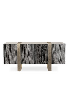 Bernhardt - Linea Marble Entertainment Console