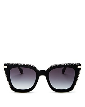 Jimmy Choo - Women's Ciara Square Butterfly Sunglasses, 52mm