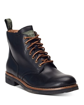 Polo Ralph Lauren - Army Leather Boots