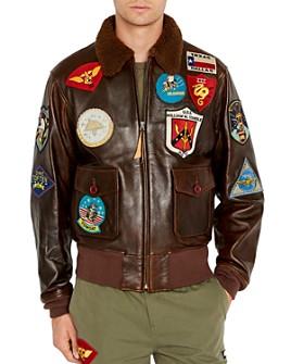 Avirex - Regular Fit Aviator Jacket