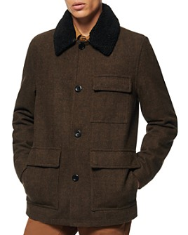 Andrew Marc - Benito Wool Coat