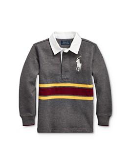 Ralph Lauren - Boys' Big Pony Rugby Shirt - Little Kid
