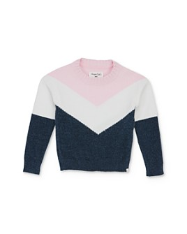Sovereign Code - Girls' Sima Color-Block Sweater - Little Kid