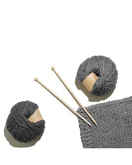 Luckies - Calm Club Comfort Blanket Knitting Kit