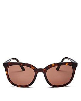 Prada - Women's Square Sunglasses, 53mm
