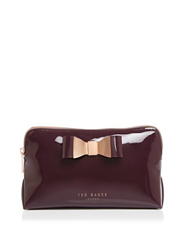 Ted Baker - Vivekah Bow Cosmetics Case
