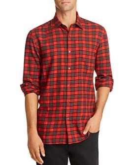 Aspesi - Ridotta Regular Fit Plaid Shirt