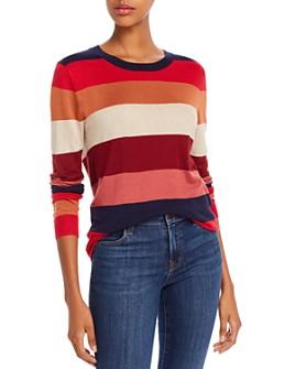 Splendid - Striped Crewneck Sweater