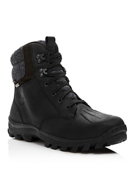 Timberland - Men's Chillberg Waterproof Leather Cold Weather Boots